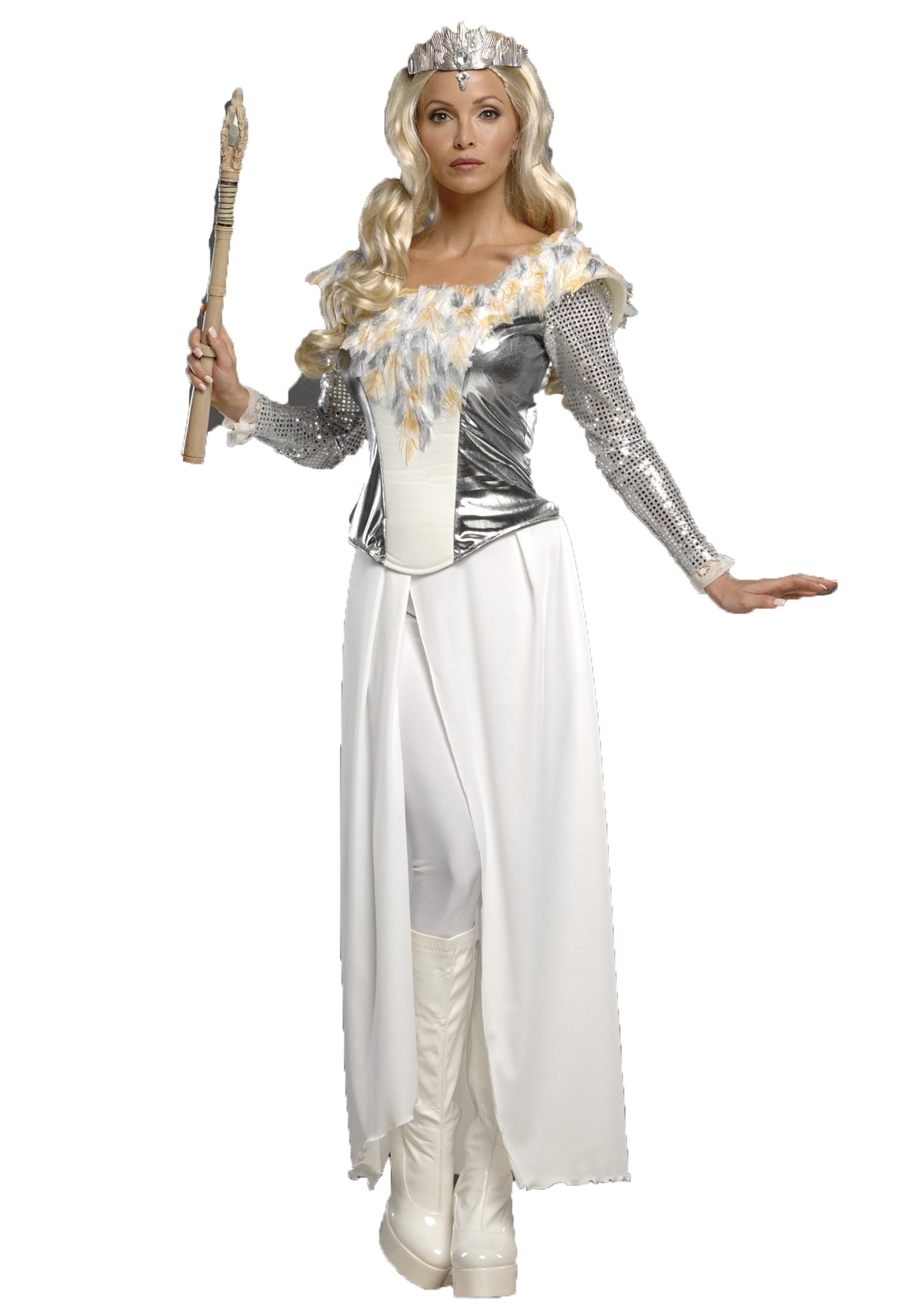 Deluxe Teen Glinda Costume - Halloween Costumes