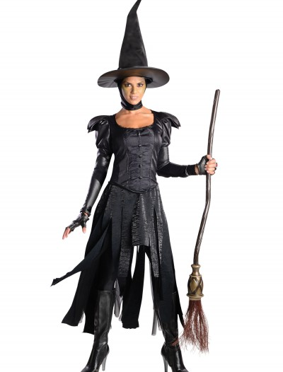 Deluxe Teen Wicked Witch of the West Costume, halloween costume (Deluxe Teen Wicked Witch of the West Costume)