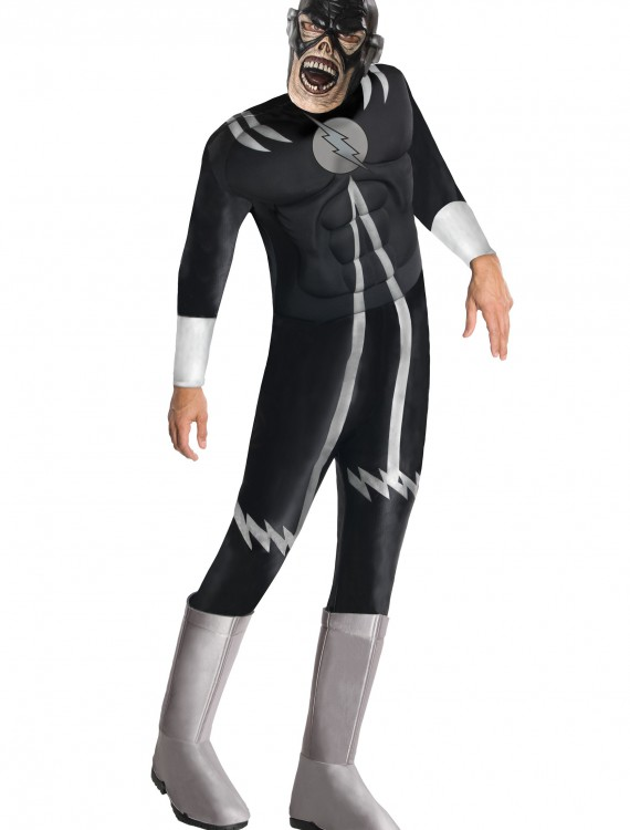 Deluxe The Flash Zombie Costume, halloween costume (Deluxe The Flash Zombie Costume)