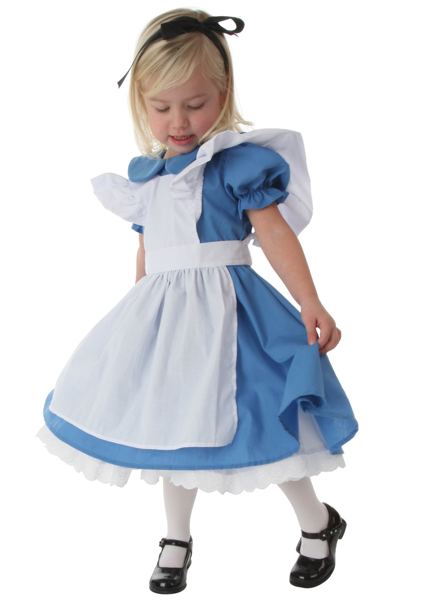 Deluxe Toddler Alice Costume  sc 1 st  Halloween Costumes & Deluxe Toddler Alice Costume - Halloween Costumes