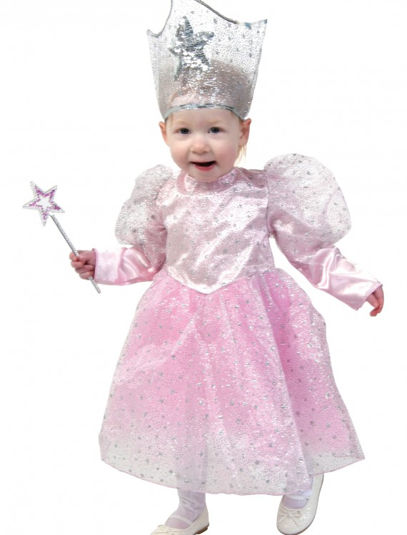 Deluxe Toddler Pink Witch Costume, halloween costume (Deluxe Toddler Pink Witch Costume)