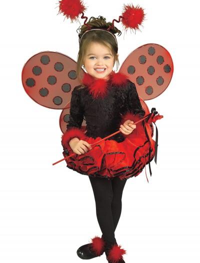 Deluxe Toddler Ladybug Costume, halloween costume (Deluxe Toddler Ladybug Costume)