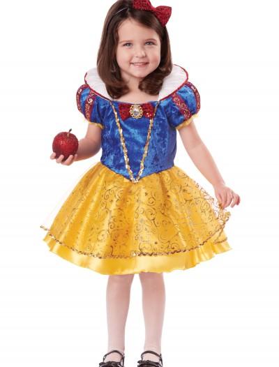 Deluxe Toddler Snow White Costume, halloween costume (Deluxe Toddler Snow White Costume)