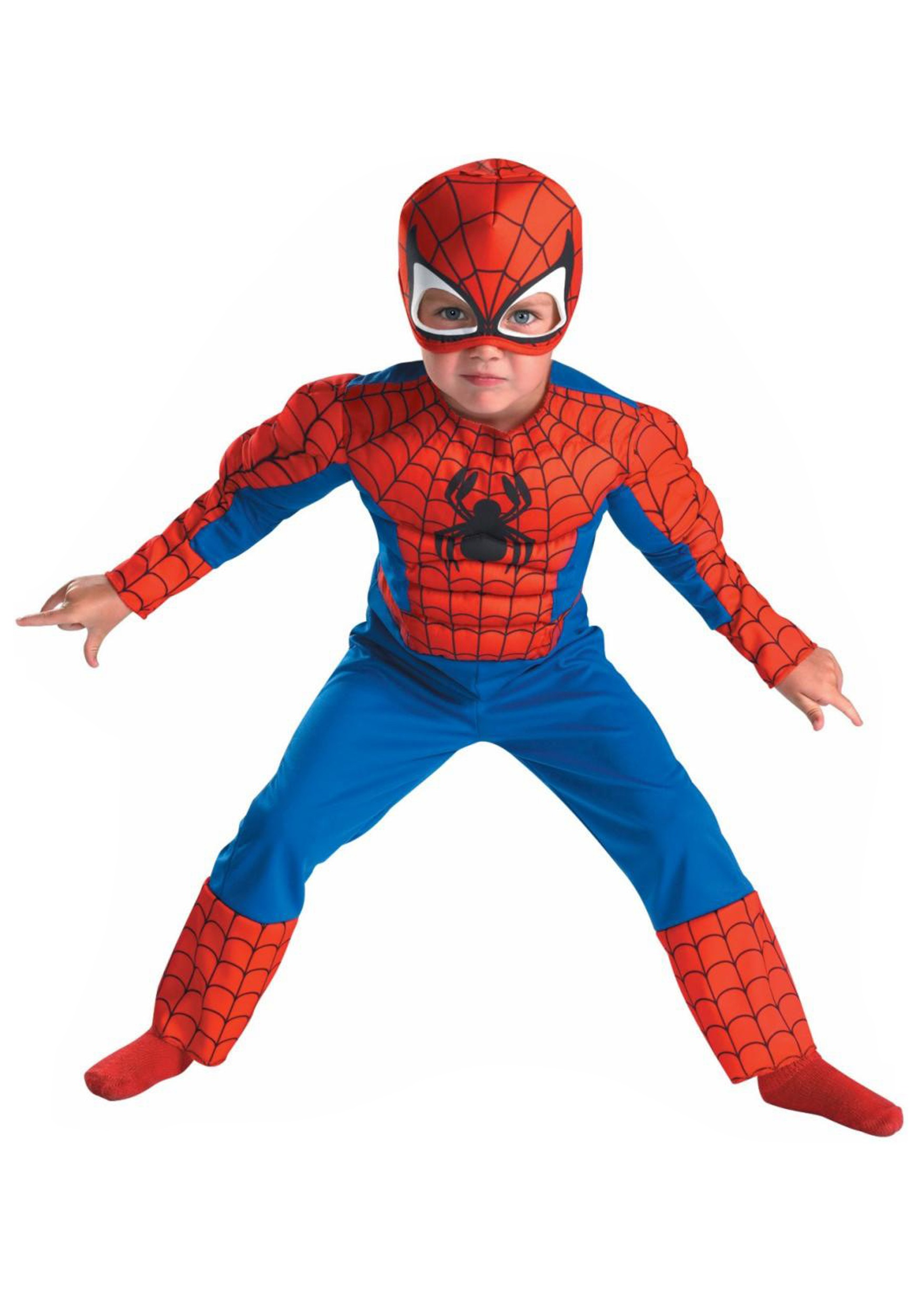 Как сшить костюм человека паука своими руками выкройки
