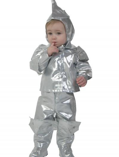 Deluxe Toddler Tin Woodsman Costume, halloween costume (Deluxe Toddler Tin Woodsman Costume)