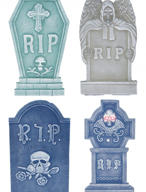 Deluxe Tombstone Set, halloween costume (Deluxe Tombstone Set)