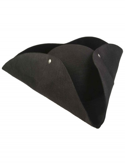 Deluxe Tricorn Pirate Hat, halloween costume (Deluxe Tricorn Pirate Hat)