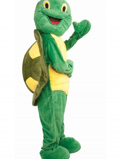 Deluxe Turtle Mascot Costume, halloween costume (Deluxe Turtle Mascot Costume)