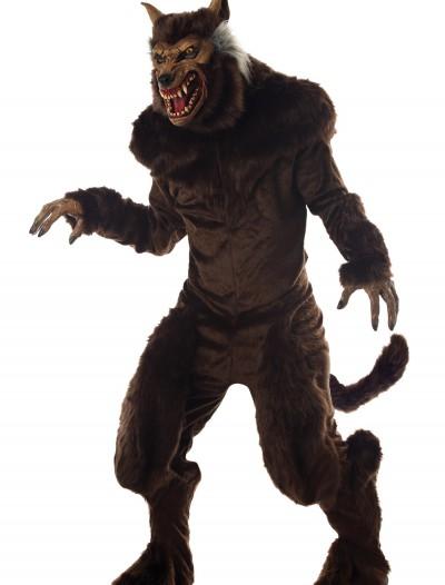 Deluxe Werewolf Costume, halloween costume (Deluxe Werewolf Costume)