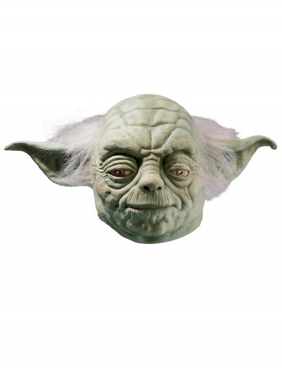 Deluxe Yoda Latex Mask, halloween costume (Deluxe Yoda Latex Mask)
