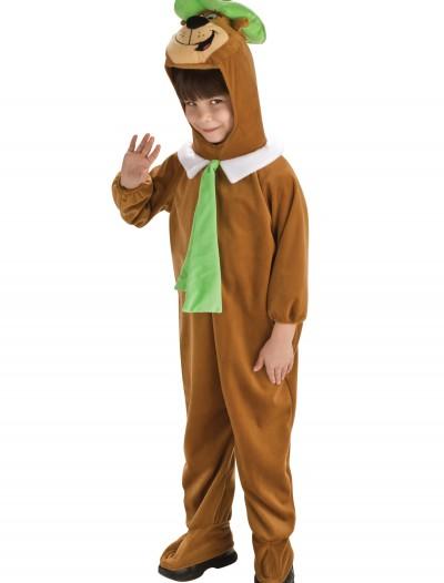 Deluxe Yogi Bear Costume, halloween costume (Deluxe Yogi Bear Costume)
