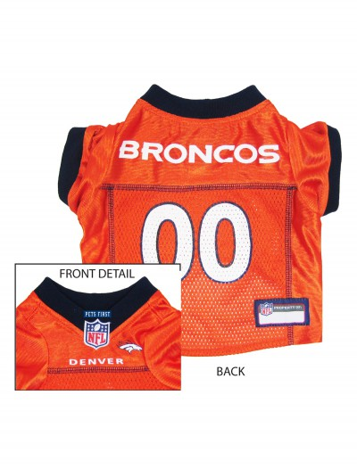 Denver Broncos Dog Mesh Jersey, halloween costume (Denver Broncos Dog Mesh Jersey)