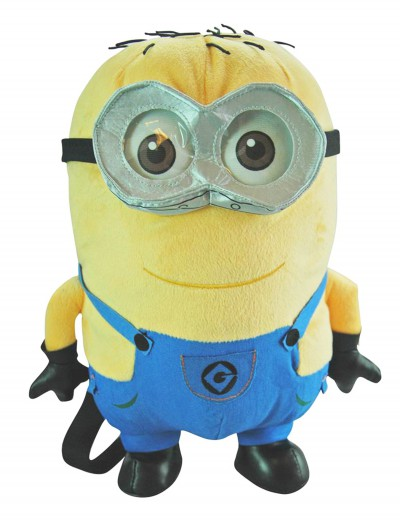 Despicable Me 2 Jerry Plush Backpack, halloween costume (Despicable Me 2 Jerry Plush Backpack)