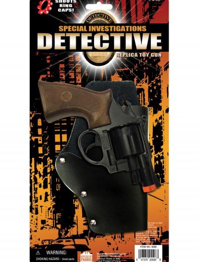 Detective Toy Gun, halloween costume (Detective Toy Gun)