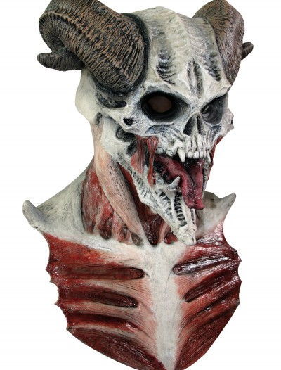 Devil Skull Mask, halloween costume (Devil Skull Mask)