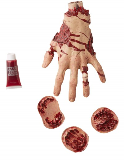 Devoured Hand Pack, halloween costume (Devoured Hand Pack)