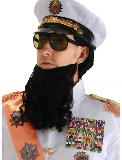Dictator Glasses and Beard Kit, halloween costume (Dictator Glasses and Beard Kit)