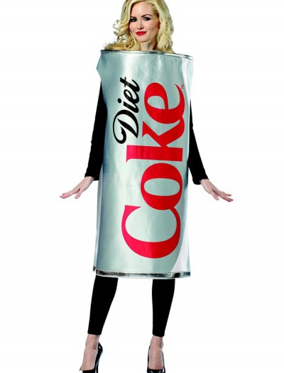 Diet Coke Can Costume, halloween costume (Diet Coke Can Costume)