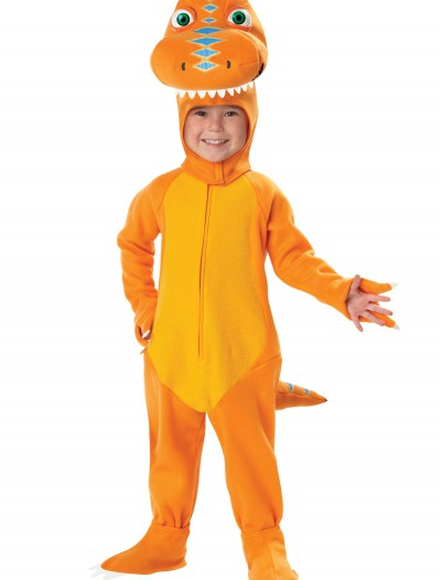 Dinosaur Train Toddler Buddy Costume, halloween costume (Dinosaur Train Toddler Buddy Costume)
