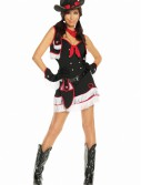 Dirty Desperado Cowgirl Costume, halloween costume (Dirty Desperado Cowgirl Costume)