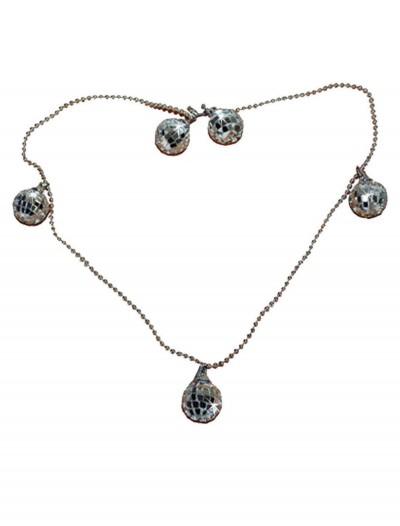 Disco Ball Necklace, halloween costume (Disco Ball Necklace)