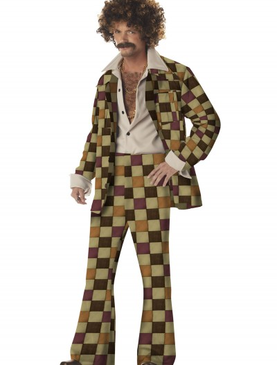 Disco Leisure Suit Costume, halloween costume (Disco Leisure Suit Costume)
