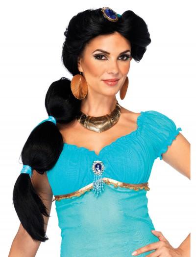 Disney Jasmine Wig, halloween costume (Disney Jasmine Wig)