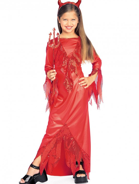 Diva Devil Halloween Costume, halloween costume (Diva Devil Halloween Costume)