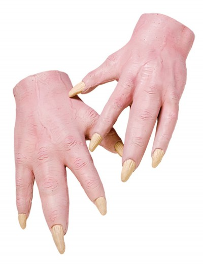 Dobby Hands, halloween costume (Dobby Hands)