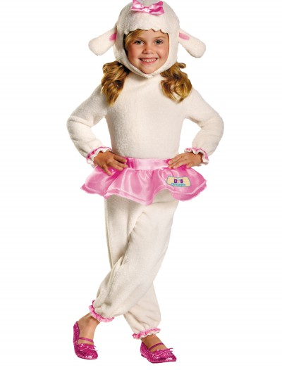 Doc McStuffins Classic Lambie Costume, halloween costume (Doc McStuffins Classic Lambie Costume)