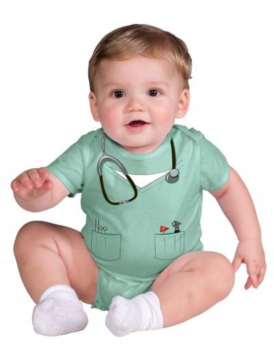 Doctor Onesie, halloween costume (Doctor Onesie)