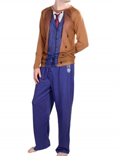 Doctor Who: 10th Doctor Adult Sleep Set, halloween costume (Doctor Who: 10th Doctor Adult Sleep Set)