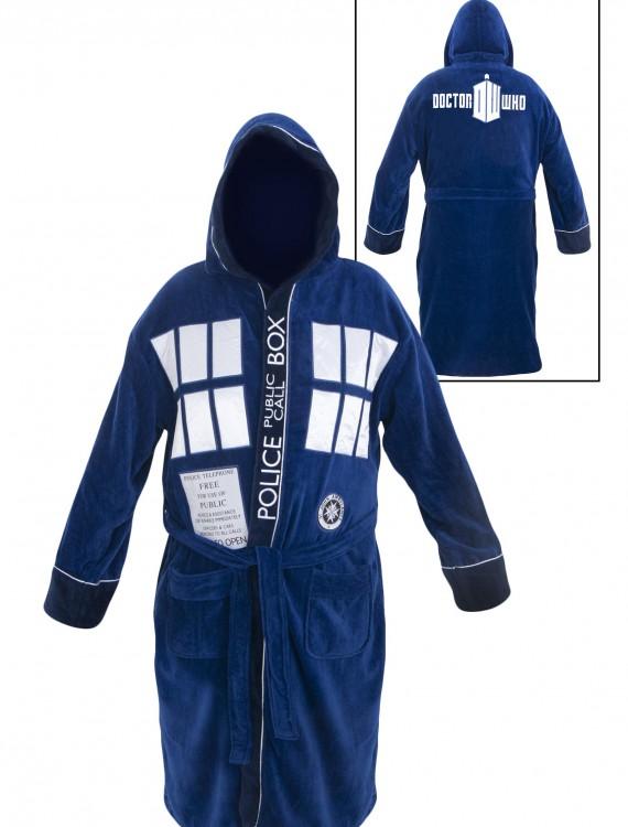 Doctor Who TARDIS Robe, halloween costume (Doctor Who TARDIS Robe)