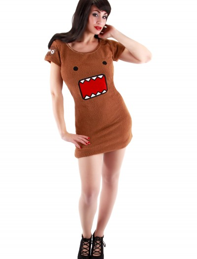 Domo Dress Costume, halloween costume (Domo Dress Costume)
