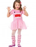 Domo Pink Tutu Child Dress, halloween costume (Domo Pink Tutu Child Dress)