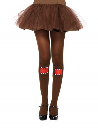 Domo Tights, halloween costume (Domo Tights)