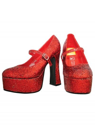 Dorothy Adult Sexy Shoes, halloween costume (Dorothy Adult Sexy Shoes)