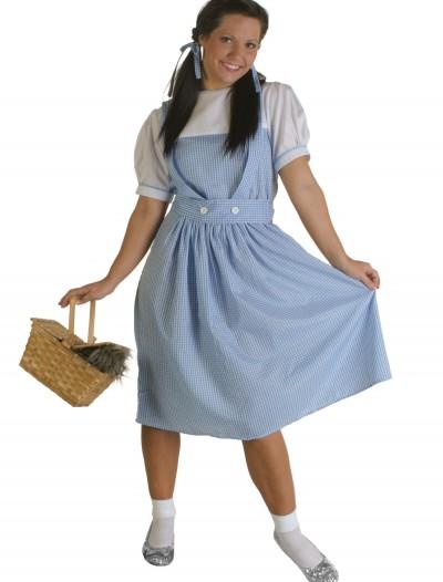 Kansas Girl Plus Size Costume, halloween costume (Kansas Girl Plus Size Costume)