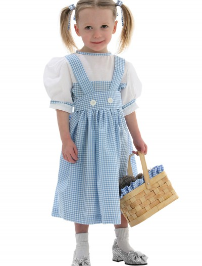 Kansas Girl Toddler Costume, halloween costume (Kansas Girl Toddler Costume)