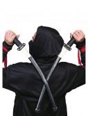 Double Ninja Swords, halloween costume (Double Ninja Swords)