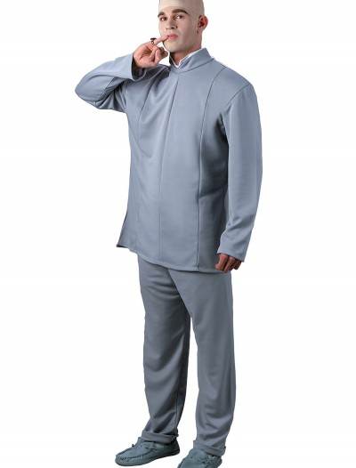 Dr. Evil Adult Costume, halloween costume (Dr. Evil Adult Costume)