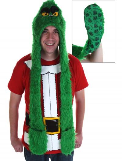 Dr Seuss Grinch Snood, halloween costume (Dr Seuss Grinch Snood)
