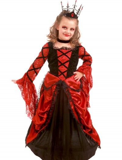 Dracula Pocket Princess Costume, halloween costume (Dracula Pocket Princess Costume)