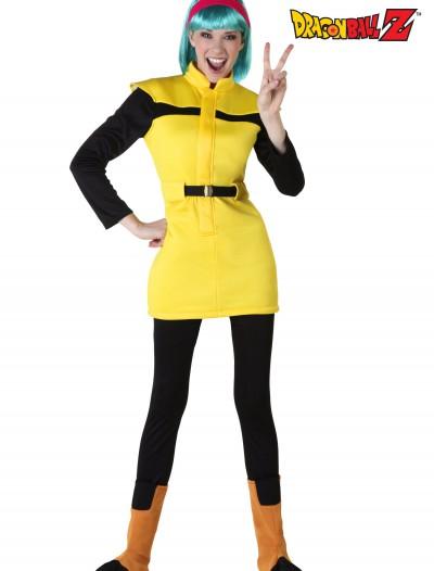 Dragon Ball Z Adult Bulma Costume, halloween costume (Dragon Ball Z Adult Bulma Costume)