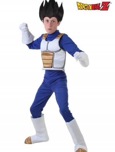 Dragon Ball Z Child Vegeta Costume, halloween costume (Dragon Ball Z Child Vegeta Costume)