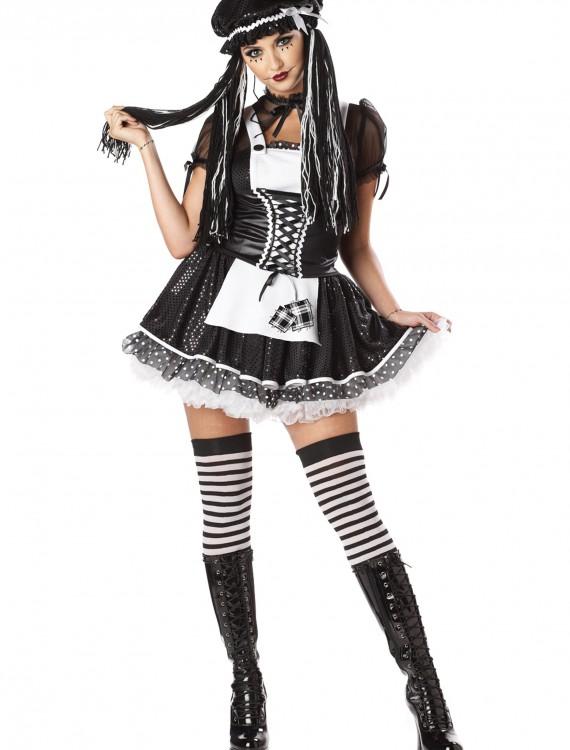 Dreadful Doll Costume, halloween costume (Dreadful Doll Costume)