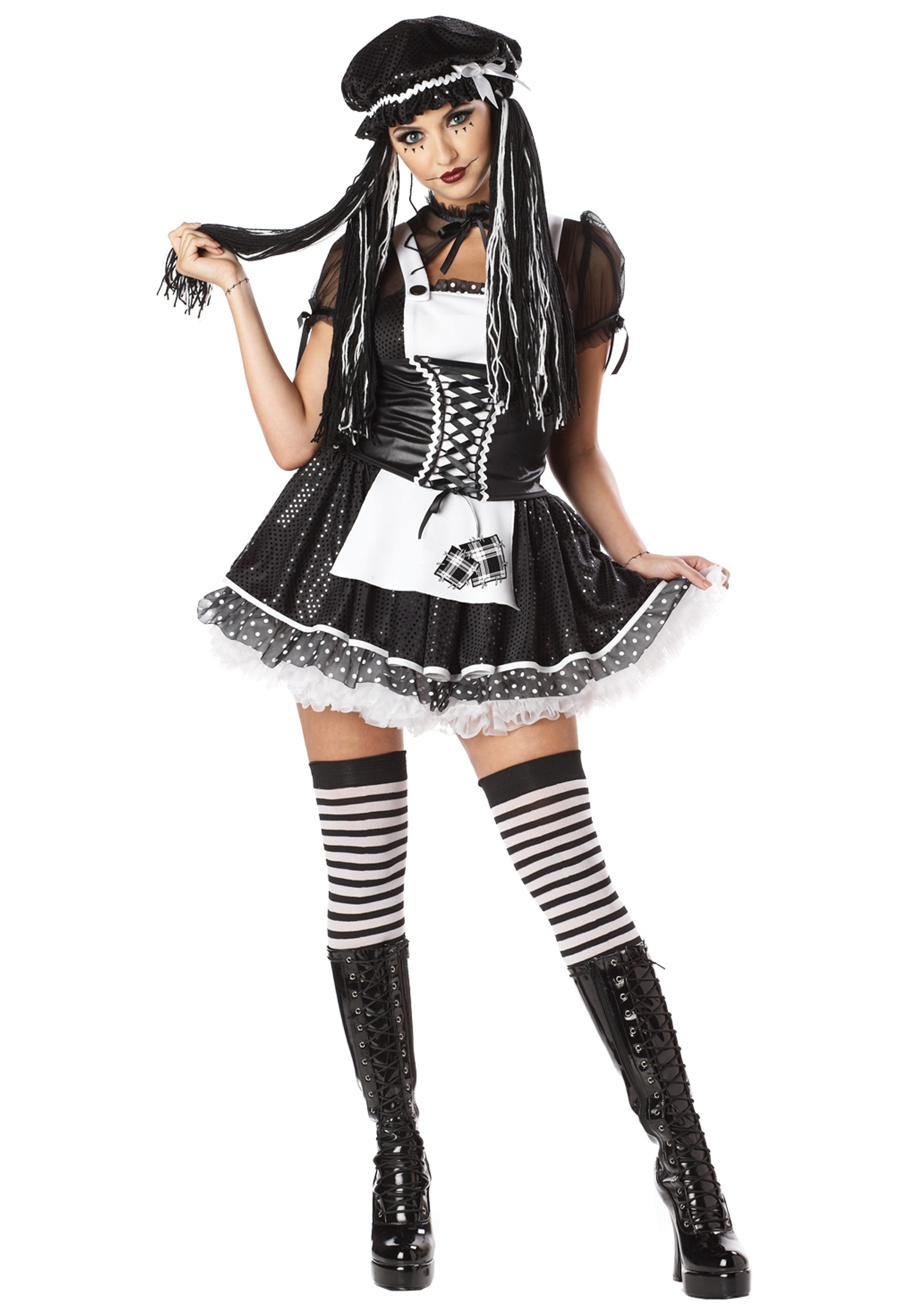 Dreadful Doll Costume Halloween Costumes