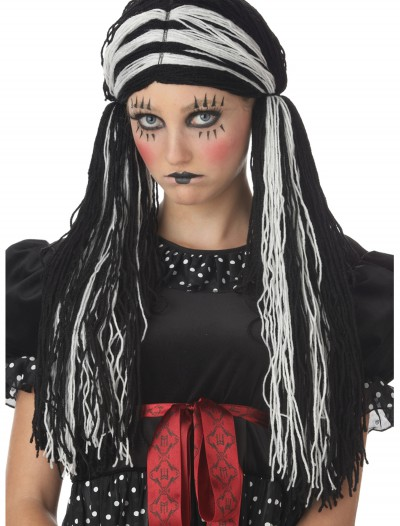 Dreadful Doll Wig, halloween costume (Dreadful Doll Wig)