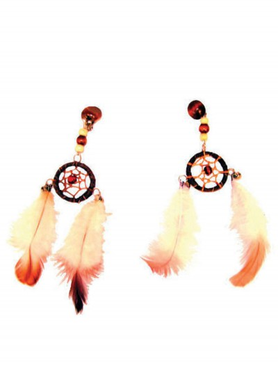 Dream Catcher Earrings, halloween costume (Dream Catcher Earrings)
