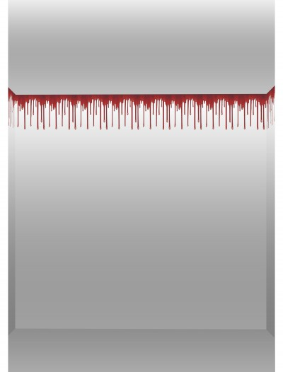 Dripping Blood Border Roll, halloween costume (Dripping Blood Border Roll)